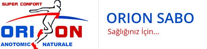 Orion Sabo, Ortopedik ve Sağlıklı Ürünler ile Ayak Sağlığınız Bizim için Önemli